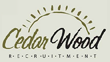 Cedar Wood Recruitment Logo